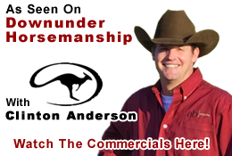 As Seen On Clinton Anderson's Downunder Horsemanship