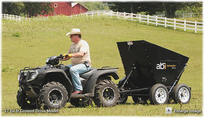 ABI Elite Spreader In Use